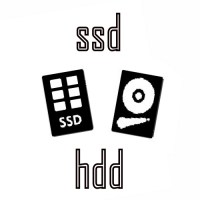 ssd, hdd, winchester